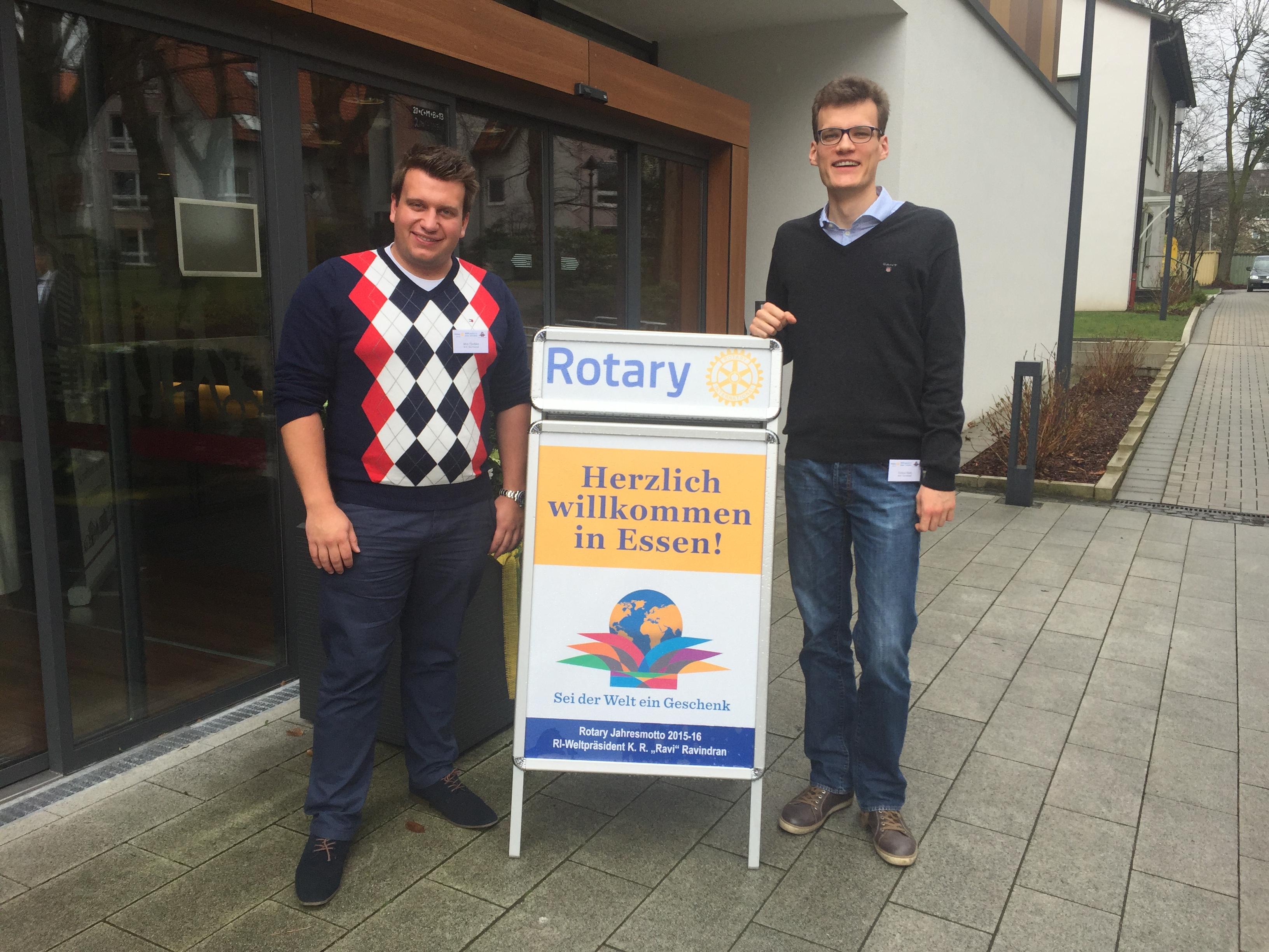 Tischler Dortmund distriktkonferenz in essen am 21 03 2015 rotaract dortmund